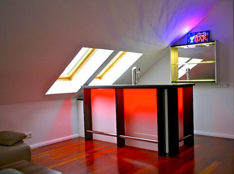 Wohnzimmerbars | Ullmann Hausbars